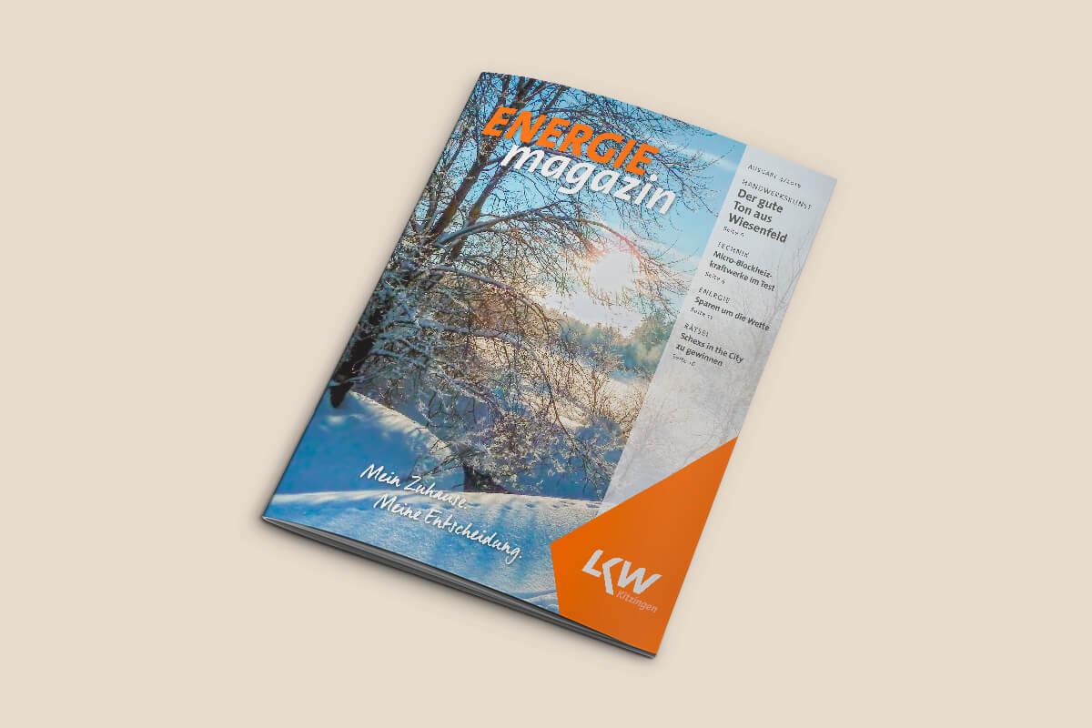 LKW - Magazintitel
