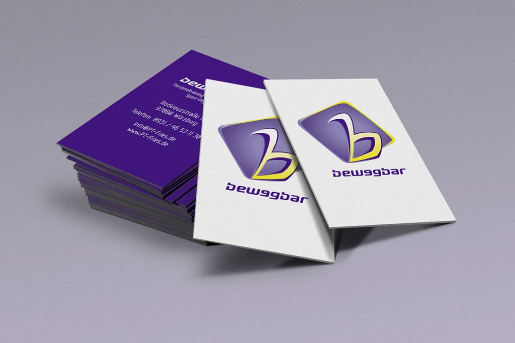 Bewegbar: Corporate Design